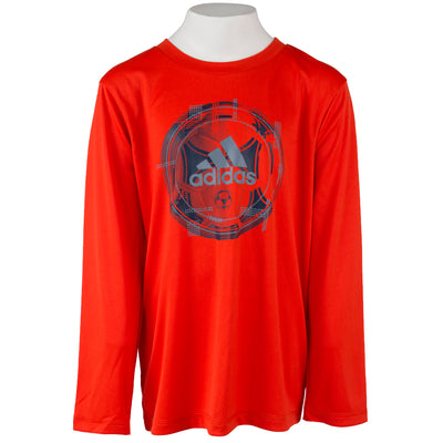 Abstract Sport Long Sleeve Tee