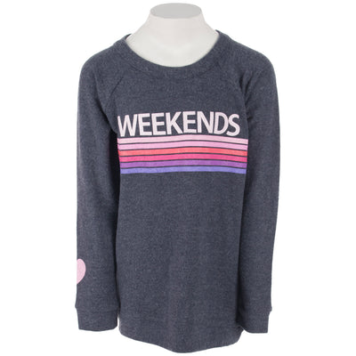 Long Sleeve Hacci with Weekends