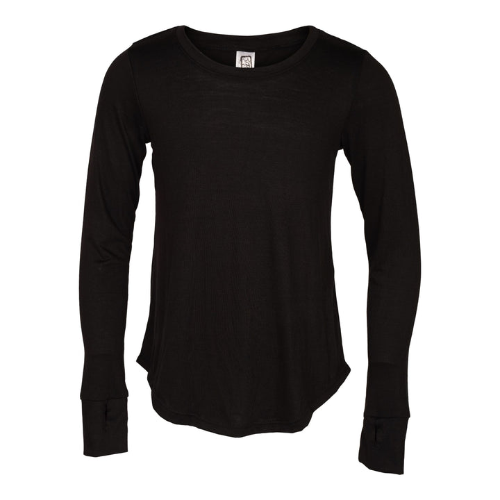 Long Sleeve Thumbhole Top