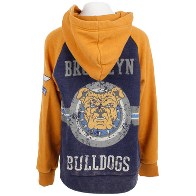 Brooklyn Bulldogs  Full Zip Hoodie