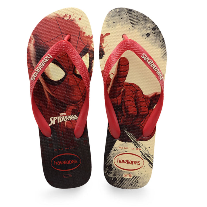 Spiderman Flip Flop