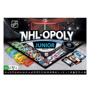 NHL-Opoly Junior Game