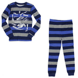 Stripe Dinoland 2 Piece Set