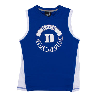 Duke Pregame Sleeveless Jersey