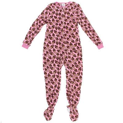 Footie Onesie Ice Cream