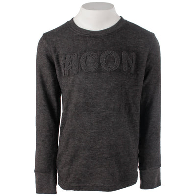 Icon Patch Long Sleeve Tee