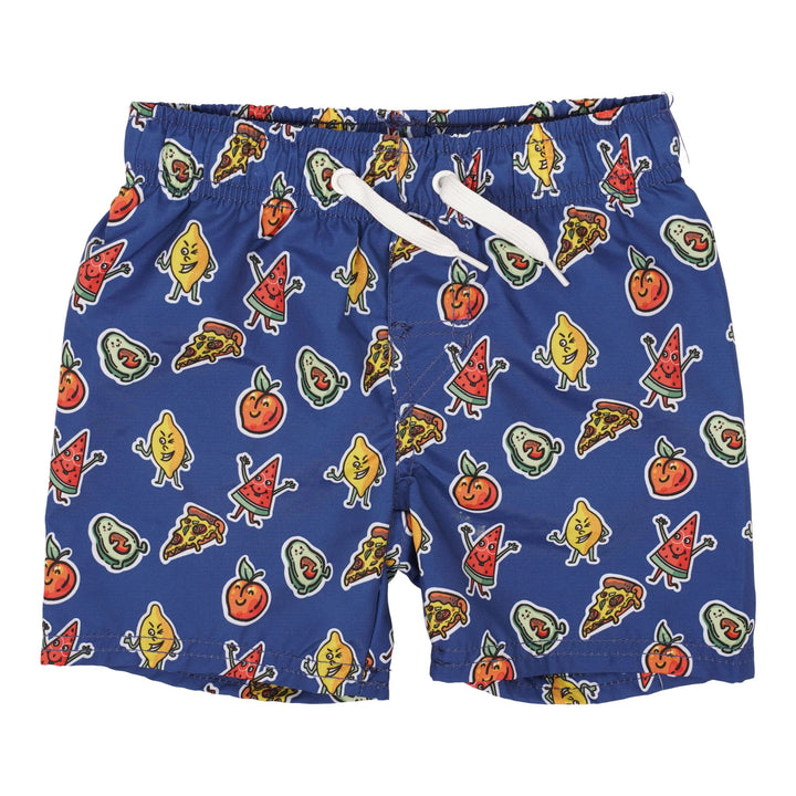 Food Swim Shorts