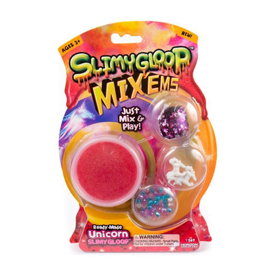 Slimygloop Unicorn Mixems