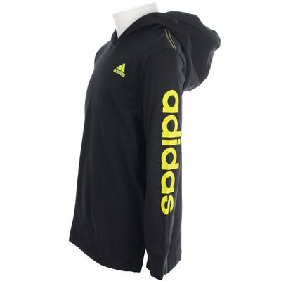 Branded Linear Long Sleeve Hoody