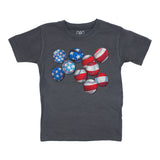 Stars n Stripes Baseball Tee