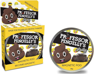 Magnetic Poo Putty