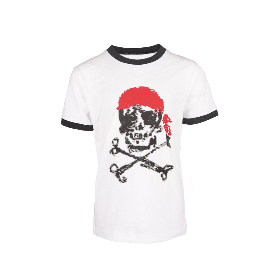 Pirate Ringer Tee