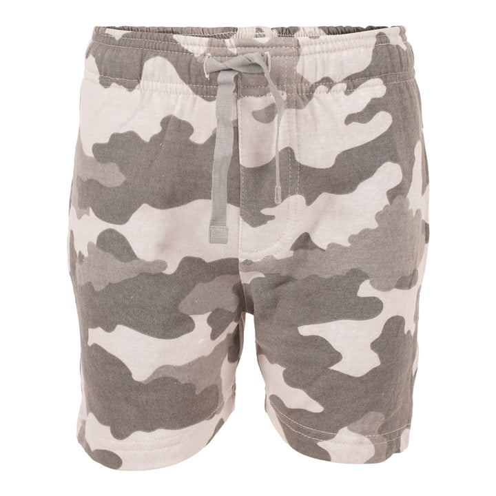 Camo Fleece Short