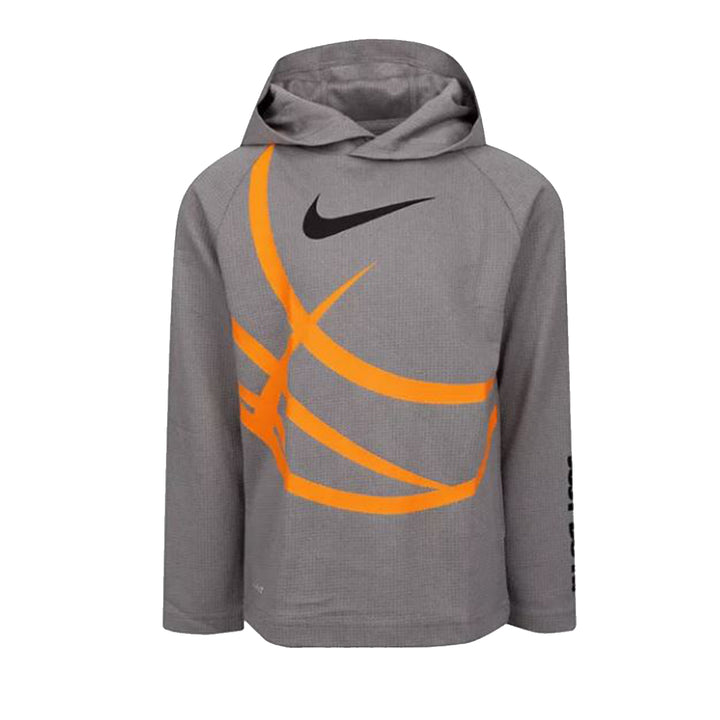 Sports Ball Thermal Hooded Top