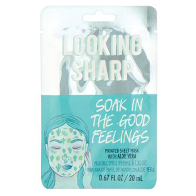 Looking Sharp Sheet Mask