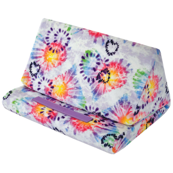 Heart Tie Dye Tablet Pillow