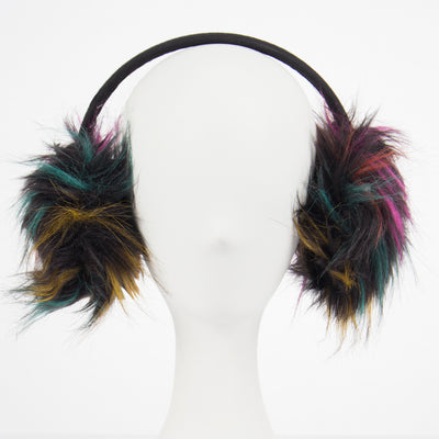 Ear Muff with Fur