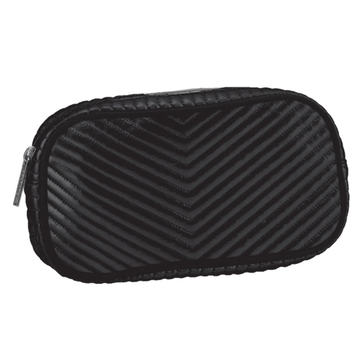 Chevron Small Cosmetic Bag