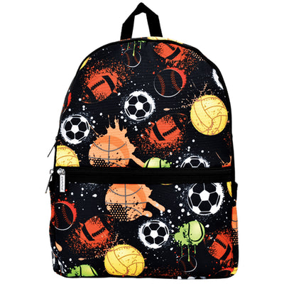 Graffiti Sports Backpack