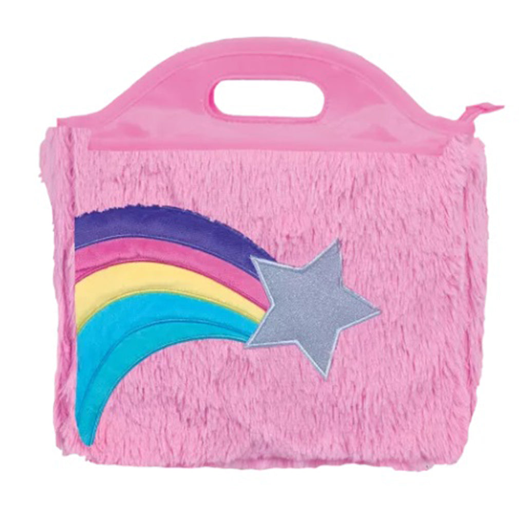 Shooting Star Furry Lunch Tote