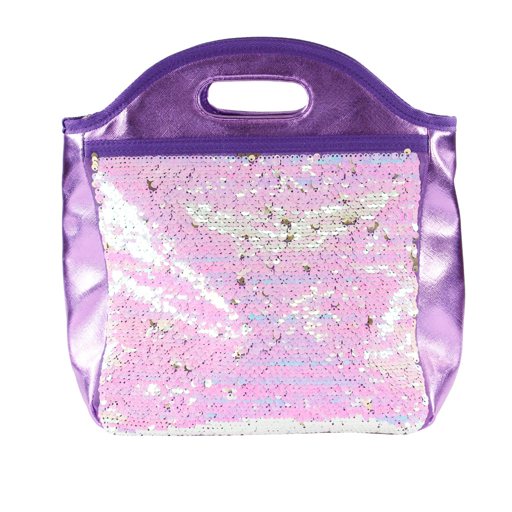 Iridescent Lunch Tote