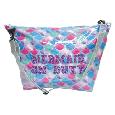 Mermaid On Duty Weekender Bag