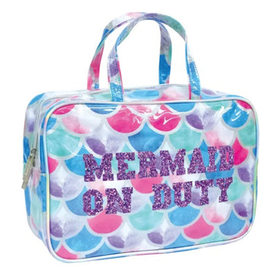 Mermaid Large Cosmetic Bag