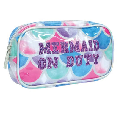 Mermaid Small Cosmetic Bag