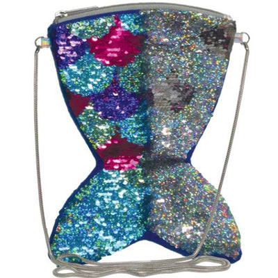 Mermaid Sequin Crossbody Bag