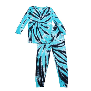 Joshy Tie Dye Cotton PJ Set