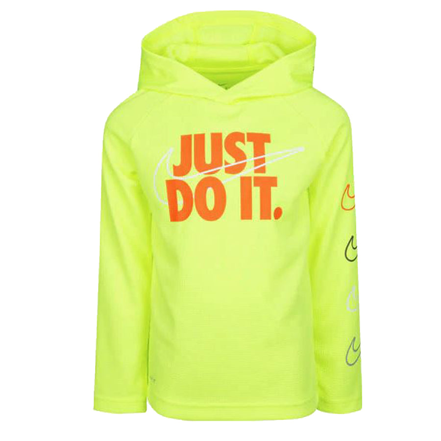Just Do It Thermal Hood Top