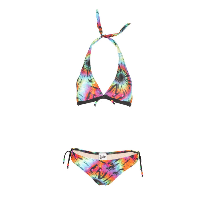 Tie Dye Bikini with Beads