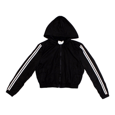 Side Stripe Nylon Jacket