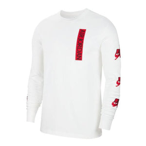 Jumpman HBR Long Sleeve Tee