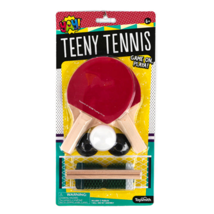 Teeny Tennis