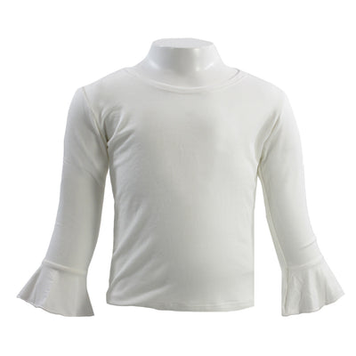 Long Sleeve Top Ivory