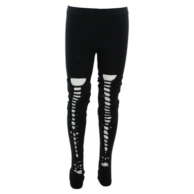 Legging with Knots