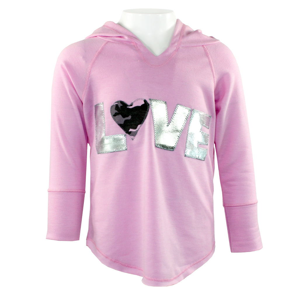 Star Tunic Pink with Love Silver