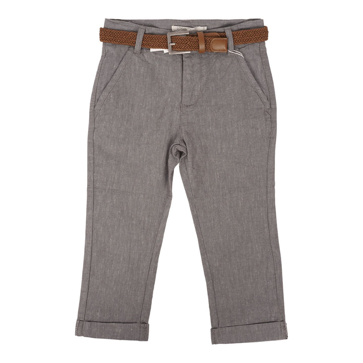 Pant with Belt