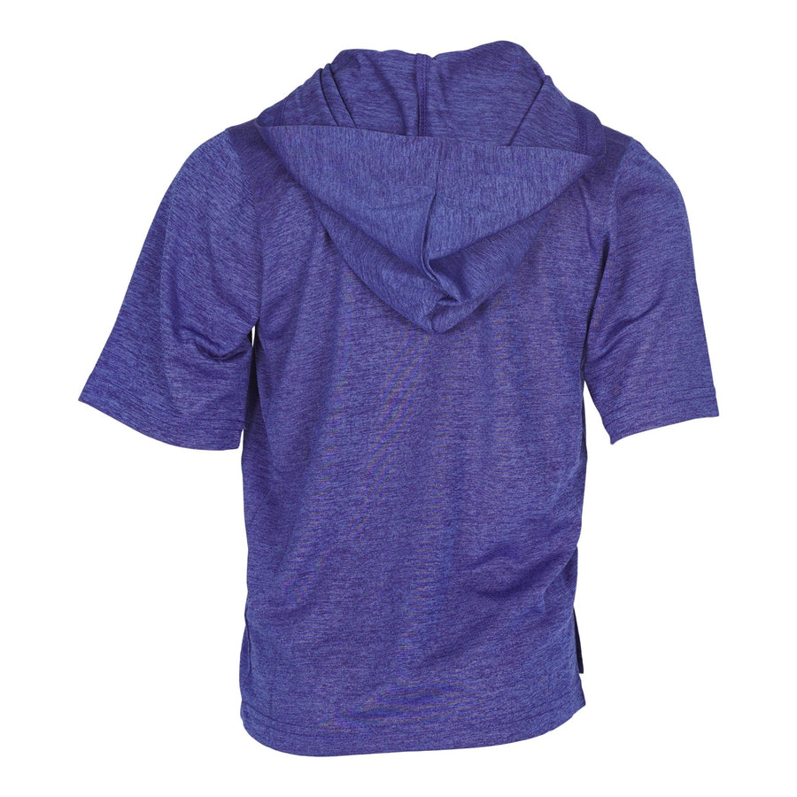 Warriors Static Hooded Performance Top