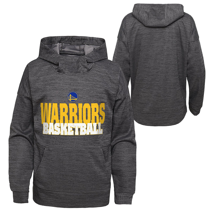 Warriors Drive n Dash Light Weight Hoodie