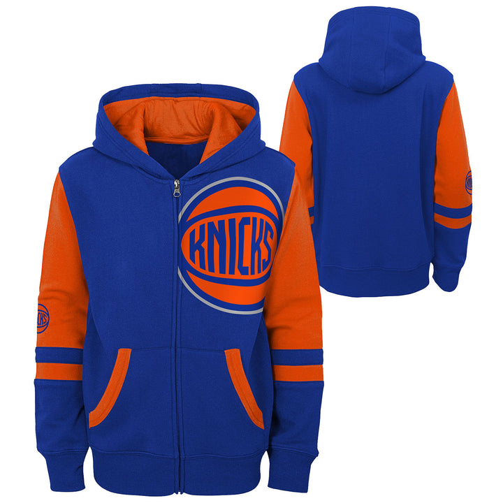 Knicks Straight To The League Zip Hoodie