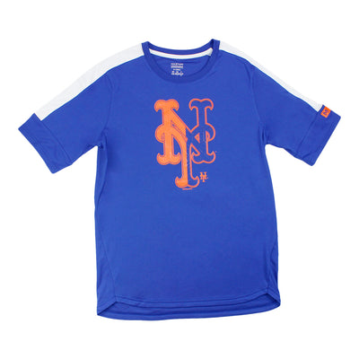Mets Power Hit Performance Tee