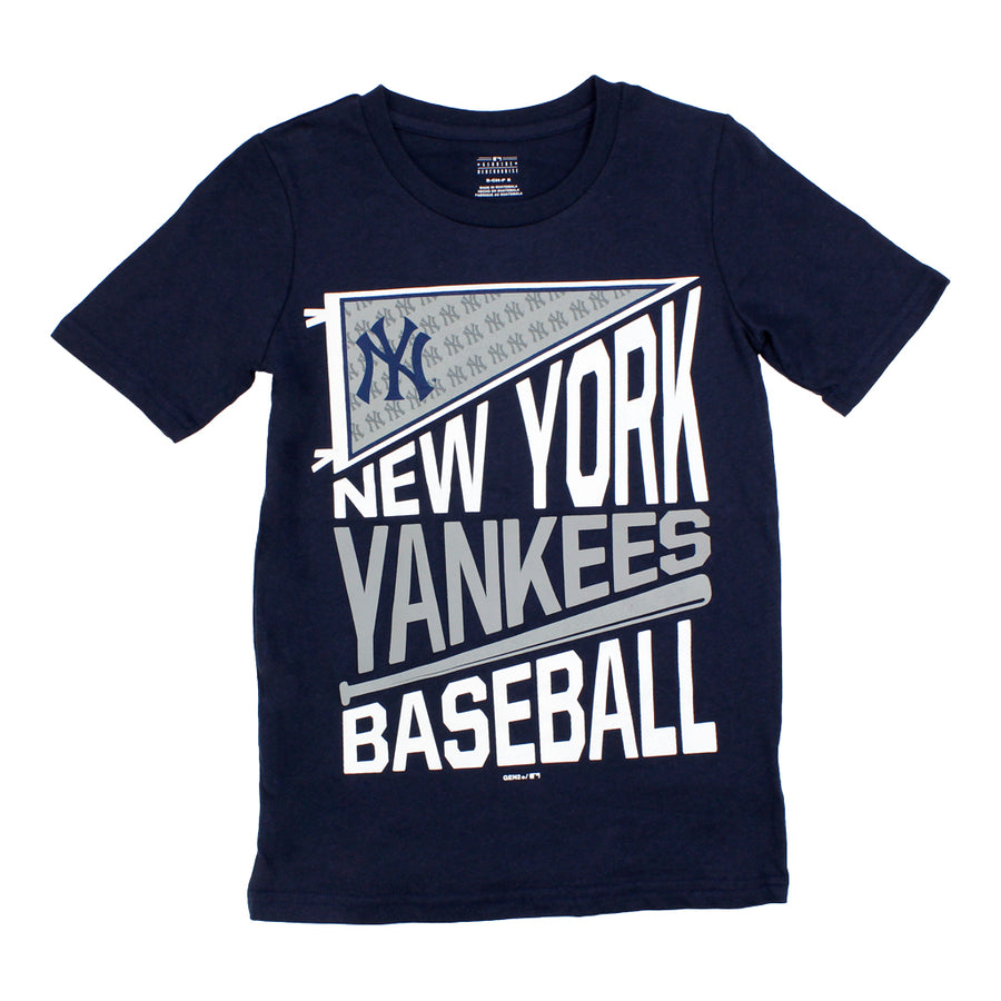 Yankees Billboard Flag Tee