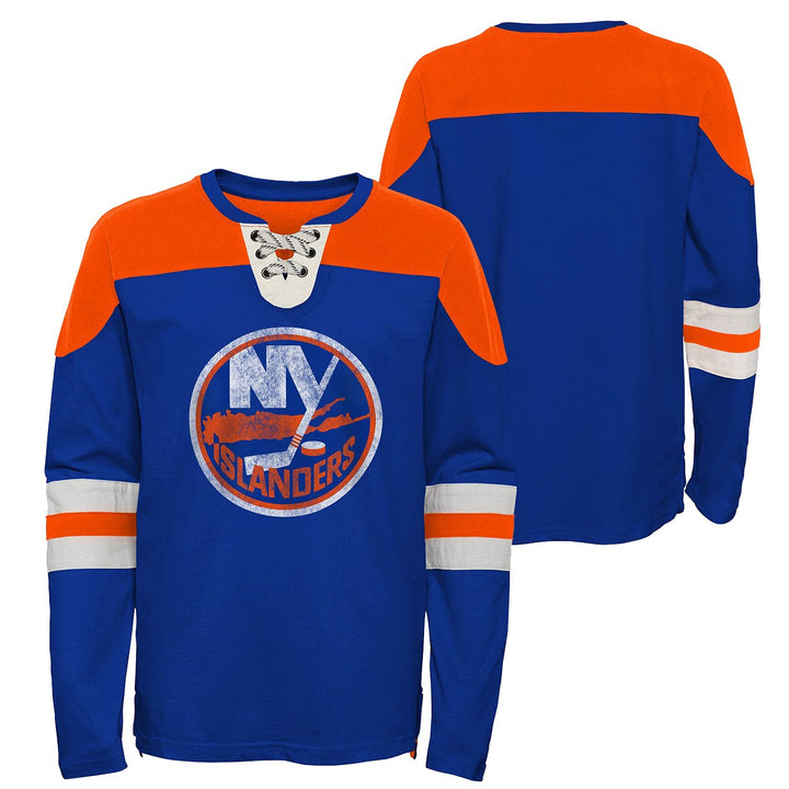 Islanders Goal Tender Long Sleeve Top