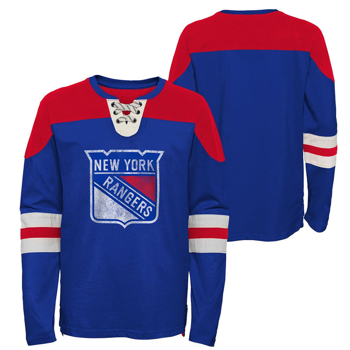 Rangers Goal Tender Long Sleeve Top