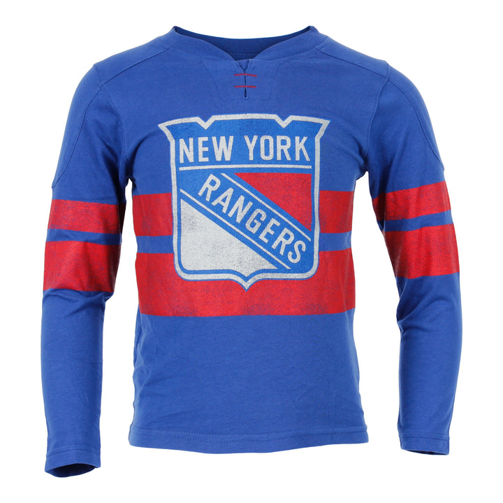 Rangers Featurered Classic Long Sleeve Top