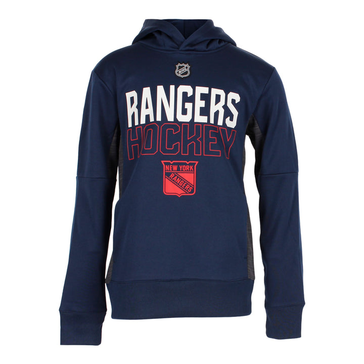 Rangers Chase The Puck Hoodie