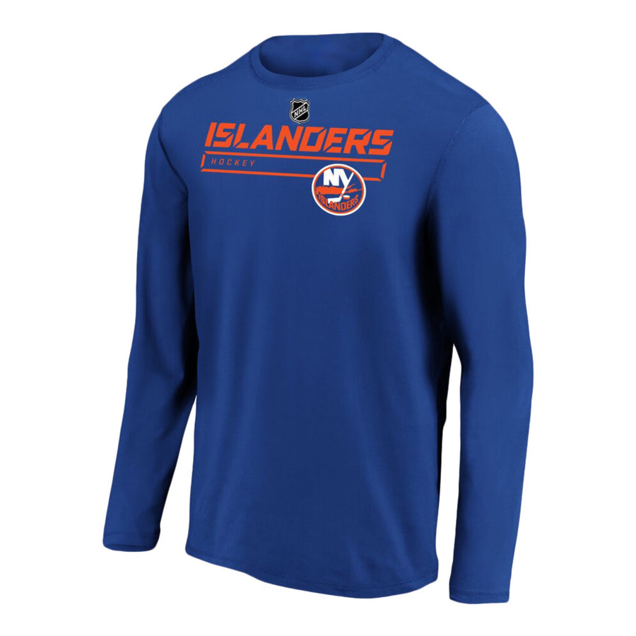 Islanders On Ice Primary Long Sleeve Tee