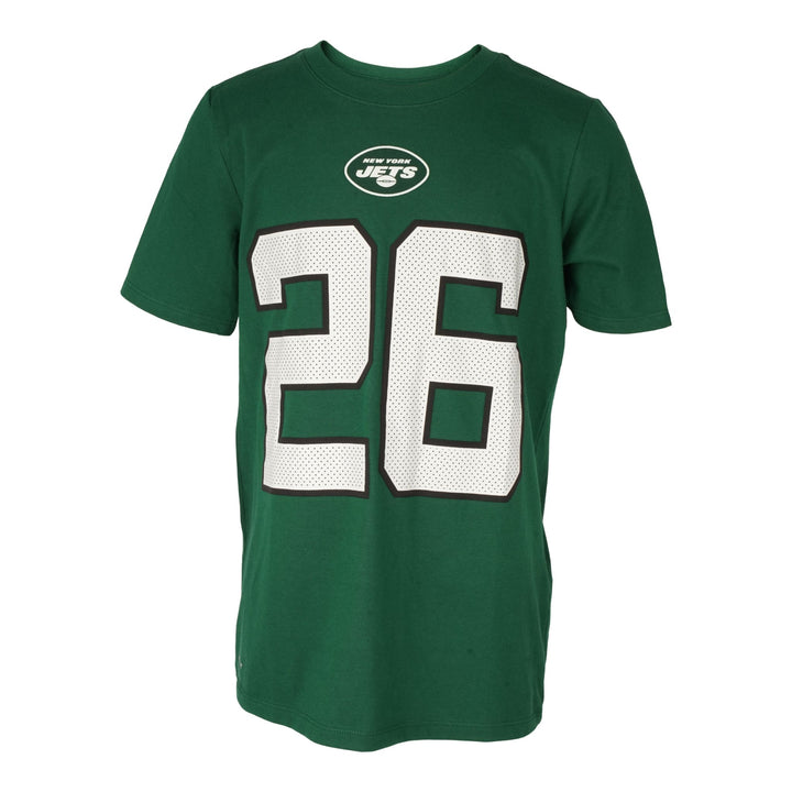 Bell/Jets Name and Number Tee